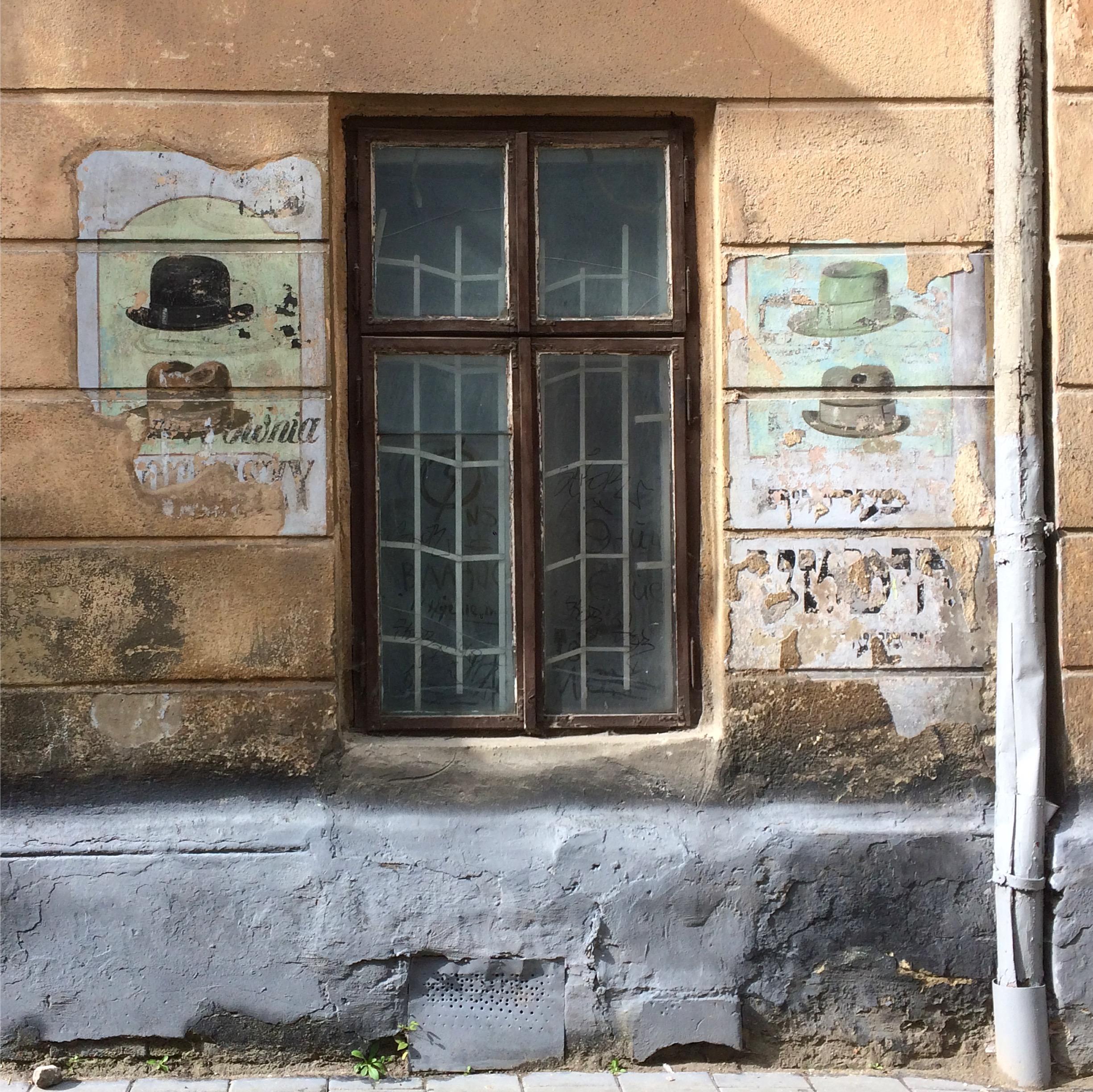 Lviv as Urban Palimpsest