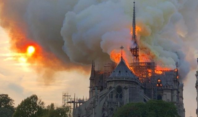 The burning down of Notre-Dame: has its spirit been lost in the fire too?
