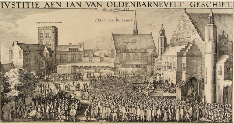 The Re-Remembrance of Johan van Oldenbarnevelt