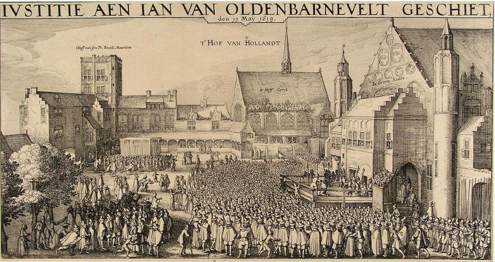 The Re-Remembrance of Johan van Oldenbarnevelt